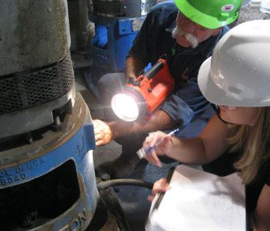 Siewert Equipment Pump Mechanic and Service Coordinator at Aurubis plant