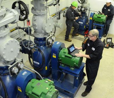 Preventative Maintenances services at Town of Farmington WWTP