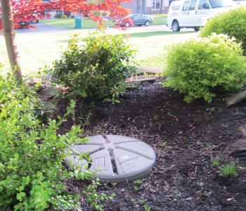 Environment ONE grinder pump stations replace septic systems in growing neighborhoods in Upstate, NY region