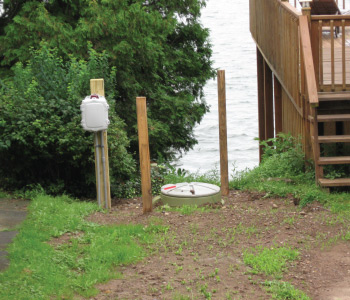 Environment ONE grinder pump stations replace septic systems in Fingerlakes, NY region