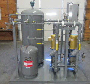 Recirculation Packages