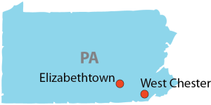 Industrial pumps, compressors, and heat transfer equipment Cummins-Wagner Elizabethtown, PA and West Chester, PA