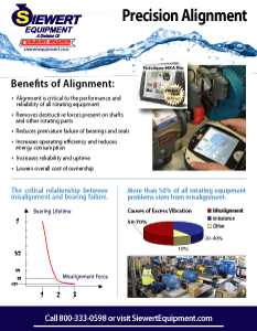 Siewert Equipment Precision Laser Alignment Rotating Equipment Rochester, NY Albany, Ny