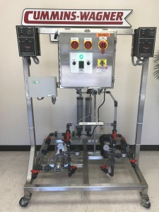 Cummins-Wagner Florida chemical feed systems example picture