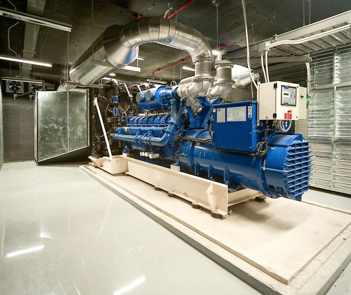 Filtration for the Power Generation Industry in Florida