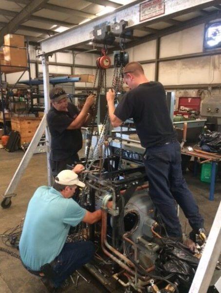 VA air compressor repair services