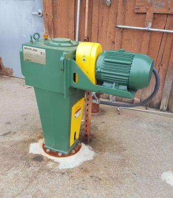 Lightnin Mixer Retrofit at Washington County WWTP