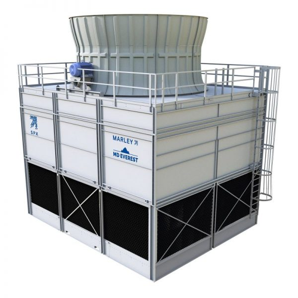 Marley MD Everest Cooling Tower Stainless Steel