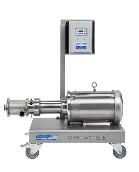 Quadro Ytron® Z inline emulsifier mixer