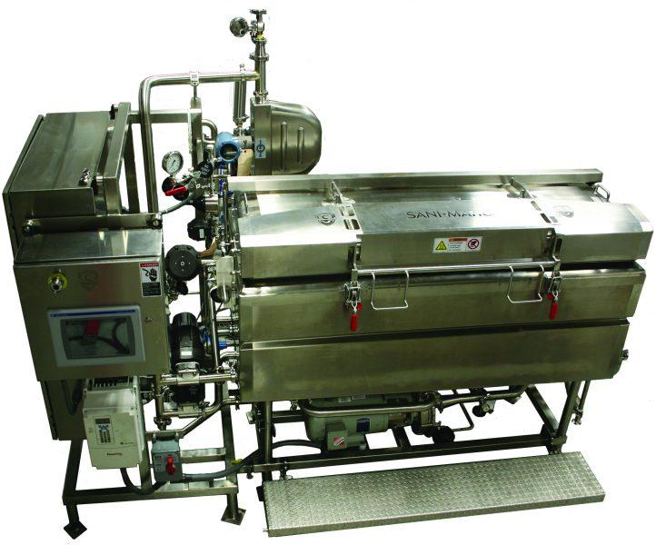 Sani-Matic Immersion Washer