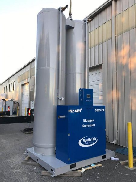 Nitrogen Generator System