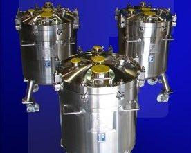 Sanitary Process Tanks
