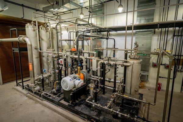 Unison Solutions gas skid
