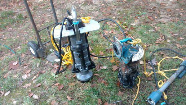 Grinder Pump Repair New England by F.R. Mahony & Associates